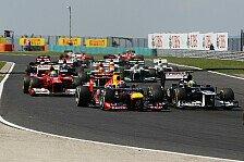 Formel 1 - Video - Highlights vom Ungarn GP