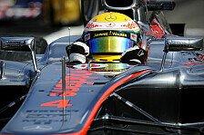 Formel 1 - Hamilton: Keine Schützenhilfe von Button