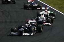 Formel 1 - Maldonado kann Strafe nicht verstehen