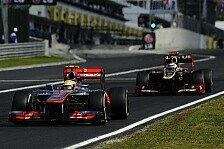 Formel 1 - Boullier: In Spa hätten wir gewonnen