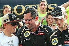 Formel 1 - Domenicali spielt Räikkönen-Gerüchte herunter