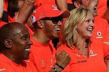Formel 1 - Vater rät Hamilton zu McLaren-Verbleib