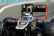 Formel 1 - Räikkönen glaubte immer an die Lotus-Stärke