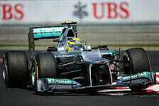 Formel 1 - Haug: Der Rhythmus ging verloren