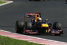Formel 1 - Marko-Kritik macht Vettel nichts aus