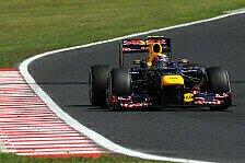 Formel 1 - Webber brauchte dritten Stopp in Ungarn