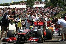 Formel 1 - Hamilton: Stärker als letztes Jahr