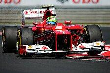 Formel 1 - Zanardi rät Ferrari Massa zu feuern