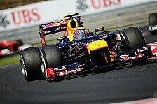 Formel 1 - Webber: Niemand hat das schnellste Auto