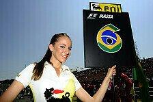 Formel 1 - Massa mit Trainingsbestzeiten im Copa Fiat