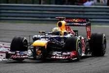 Formel 1 - Marko: Vettel braucht besseres Qualifying