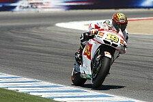 MotoGP - Bautista fand das alte Gefühl wieder