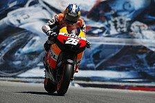 MotoGP - Pedrosa ist gut auf Indy vorbereitet