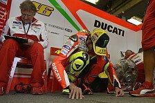MotoGP - Ducati bestätigt Rossis Abschied
