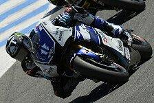 MotoGP - Spies kommt gut zurecht
