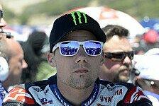 MotoGP - Wurde Spies von Yamaha unter Druck gesetzt?