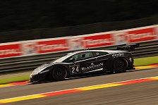 Blancpain GT Serien - 24 Stunden Spa: Starke Leistung von Reiter