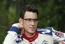 WRC - Neuville: Gut, unter den Führenden zu sein