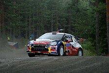 WRC - Loeb: Wollte mit starker Pace loslegen