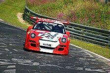 VLN - PoLe-Porsche CupS fährt aufs Klassen-Podium