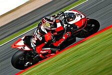 Superbike - Biaggi, Laverty & Davies nach Lauf eins