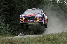 WRC - Loeb triumphiert auch in Finnland