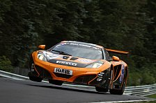 VLN - Dörr Motorsport: Platz fünf beim Saisonhighlight