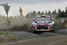 WRC - Nogier: Kein großer Fehler von Neuville