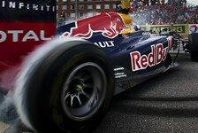 Formel 1 - Video - Coulthard macht Kopenhagen Dampf