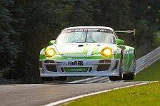 VLN - Pinta Racing mit positivem Fazit trotz frühem Aus