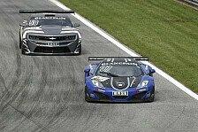 ADAC GT Masters - Zwei Top-Ten-Platzierungen für Gemballa Racing