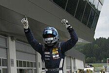 ADAC Formel Masters - Mücke Motorsport zweimal auf dem Podest