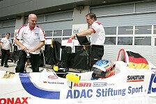 ADAC Formel Masters - Mücke-Motorsport-Recken heiß auf den Lausitzring