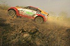 Dakar - Autos - Mitsubishi, VW und noch ein paar andere