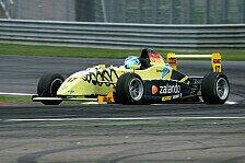 ADAC Formel Masters - Pohler sammelt Erfahrungen