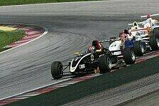 ADAC Formel Masters - Schmidt hinter eigenen Erwartungen