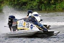 ADAC Motorboot Masters - Lokalmatador Brettschneider schöpft Hoffnung