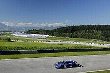 ADAC GT Masters - Christopher Brück hat Punkteränge fest im Blick