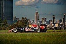 Formel 1 - New-Jersey-Rennen auf gutem Wege