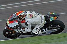 Moto2 - Di Meglio rechnet mit Steigerung