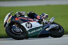 Moto2 - Espargaro sichert sich Moto2-Pole in Indy