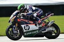Moto2 - Espargaro holt 3. Bestzeit im 3. Training