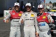 DTM - Wie 2006: Spengler schlägt Audi