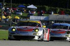 USCC - Porsche-Piloten knapp am Sieg vorbei