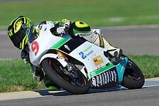 Moto3 - Finsterbusch verpasst WM-Punkt knapp