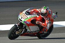 MotoGP - Hayden will es probieren