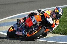 MotoGP - Pedrosa holt auch zweite Bestzeit in Brünn