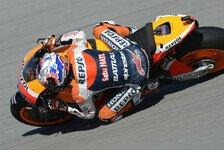 MotoGP - Stoner zu seiner Renn-Tortur