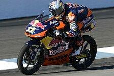 Moto3 - Cortese fährt schnellste Warm-Up-Runde