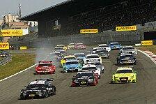 DTM - Nürburgring: Das Rennen im Live-Ticker